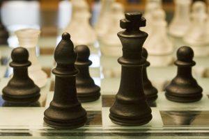 Skak er et af de mange brætspil, man kan købe i stor stil på nettet